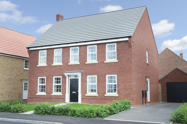 """Thumbnail Detached house for sale in """"Chelworth"""" at Larpool Mews, Larpool Drive, Whitby"""