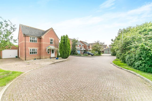 Thumbnail Detached house for sale in Vienna Close, Dovercourt, Harwich