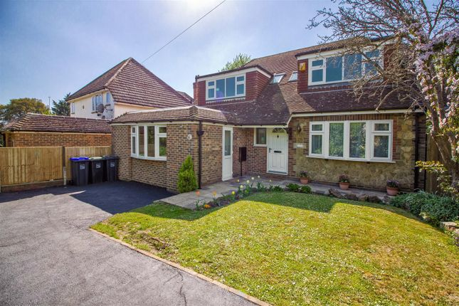 Detached house for sale in Mill Lane, Findon Valley, Worthing