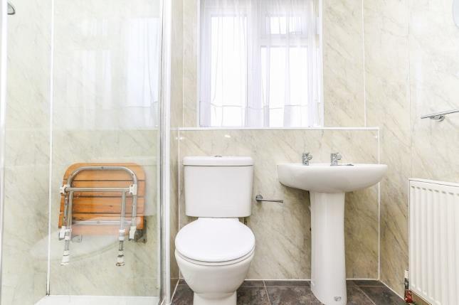 Shower Room of Elmdon Park Road, Solihull, West Midlands B92