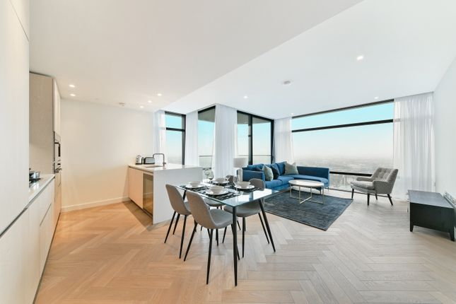 Thumbnail Flat to rent in Principal Tower, Principal Place, Shoresitch