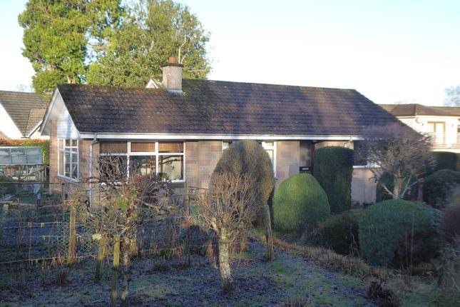 Thumbnail Detached bungalow for sale in Lochiepots Road, Miltonduff, By Elgin