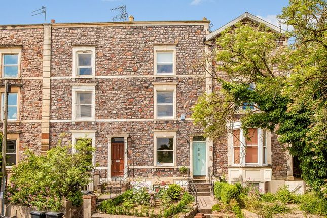 Thumbnail Terraced house for sale in Hillside, Clifton, Bristol