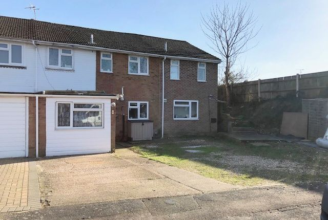Thumbnail Semi-detached house for sale in Selborne Close, Blackwater, Camberley