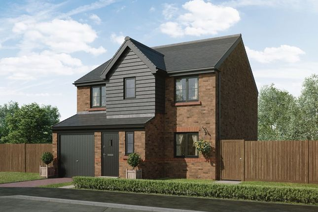 Thumbnail Detached house for sale in Collingwood Way, Westhoughton
