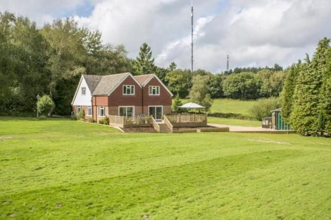 Thumbnail Detached house for sale in Cross In Hand, Heathfield, East Sussex