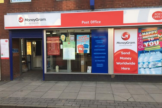 Thumbnail Retail premises for sale in 29-31 Market Street, Lancashire