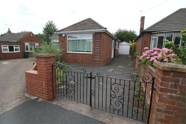 Thumbnail Detached bungalow for sale in Mayflower Crescent, Warmsworth, Doncaster, South Yorkshire