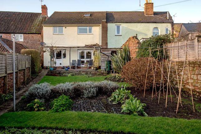 Rear Elevation of The Gardens, Sand Street, Milverton, Taunton TA4