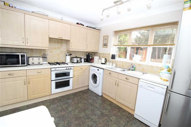 Thumbnail End terrace house for sale in Spicersfield, Cheshunt, Hertfordshire