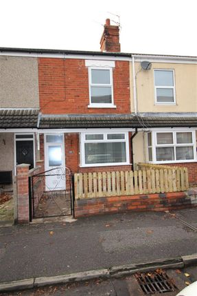Thumbnail Terraced house to rent in Oole Road, Cleethorpes