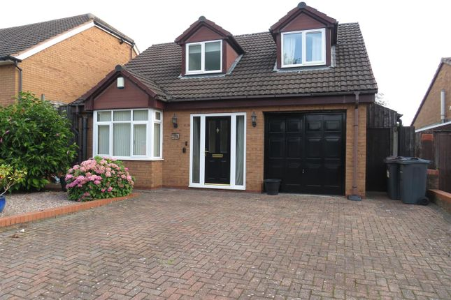 Thumbnail Detached house for sale in Welshmans Hill, Sutton Coldfield