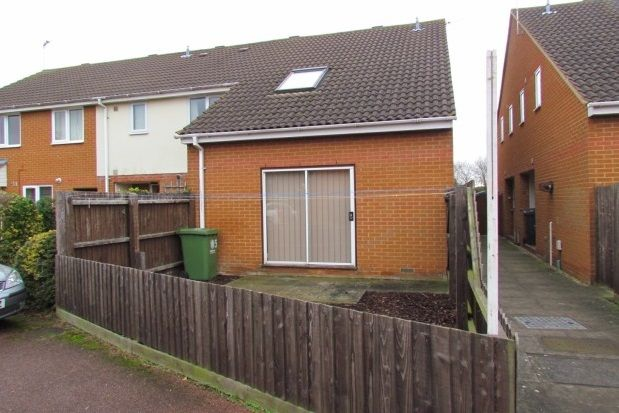 Thumbnail Property to rent in St. Georges Way, Impington, Cambridge