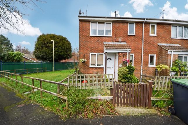 Thumbnail Terraced house to rent in Spruce Avenue, Waterlooville