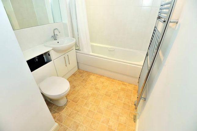 Bathroom of 127 Dee Village, Millturn Street, Aberdeen AB11