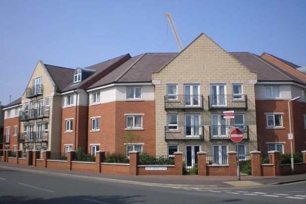 Thumbnail Flat to rent in Coach House Court, Loughborough