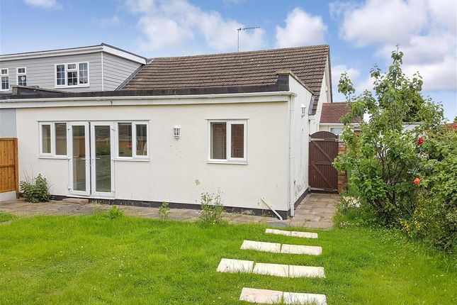 Thumbnail Semi-detached bungalow for sale in Sebert Close, Billericay, Essex