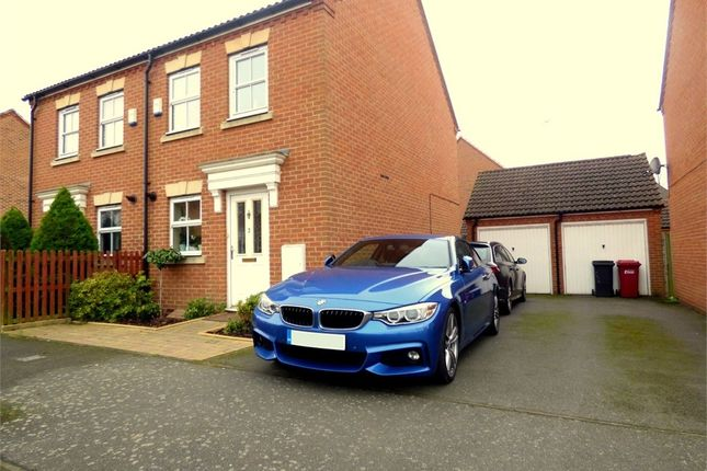 Thumbnail Semi-detached house to rent in Davison Road, Langley, Berkshire