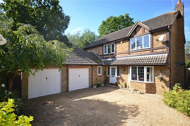 Thumbnail Detached house for sale in Anthony Wall, Warfield, Berkshire