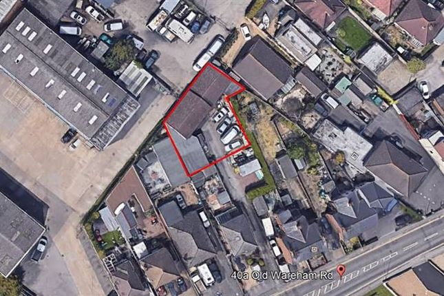 Thumbnail Land to let in Old Wareham Road, Parkstone, Poole