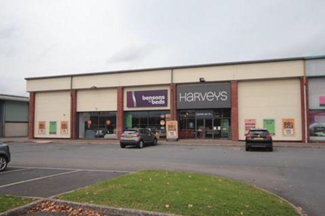 Thumbnail Retail premises to let in Stephens Way, Pensarn Retail Park, Carmarthen, South Wales