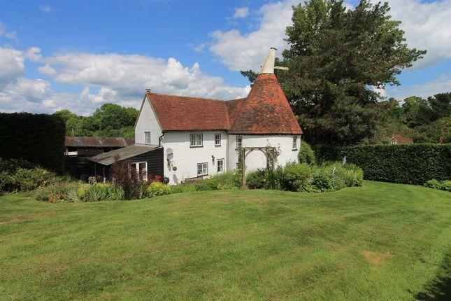 Thumbnail Detached house for sale in Mill Lane, Hildenborough, Tonbridge