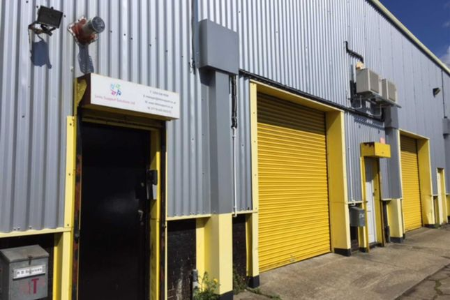 Thumbnail Light industrial to let in Roebuck Road, Hainault Business Park, Ilford