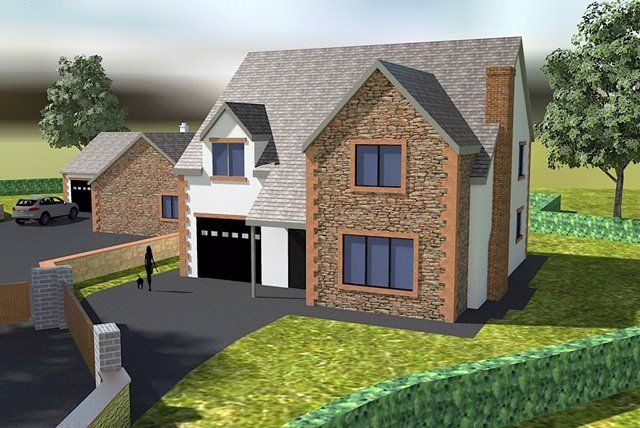Thumbnail Detached house for sale in New House, Burgh-By-Sands, Carlisle, Cumbria
