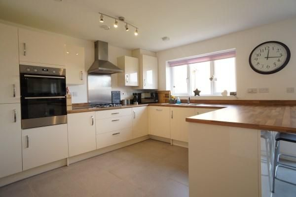 Kitchen Area of Orchid Close, Lyde Green, Bristol BS16
