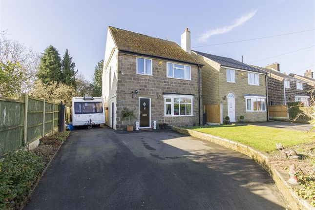 Thumbnail Detached house for sale in Newbold Road, Cutthorpe, Chesterfield