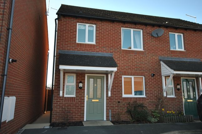 Thumbnail Mews house to rent in Prince William Close, Whitchurch, Shropshire