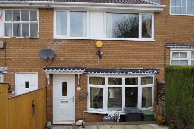 Thumbnail Town house for sale in Ramshead Crescent, Seacroft, Leeds