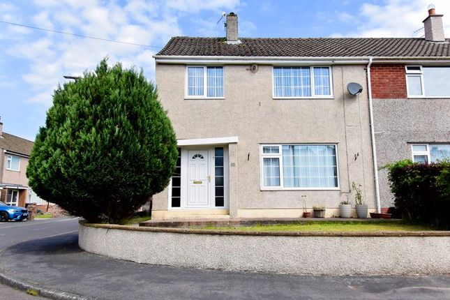 Thumbnail Semi-detached house for sale in Woodbank, Egremont
