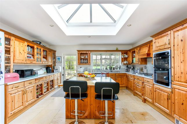 Kitchen of Lower Common, Eversley, Hook, Hampshire RG27