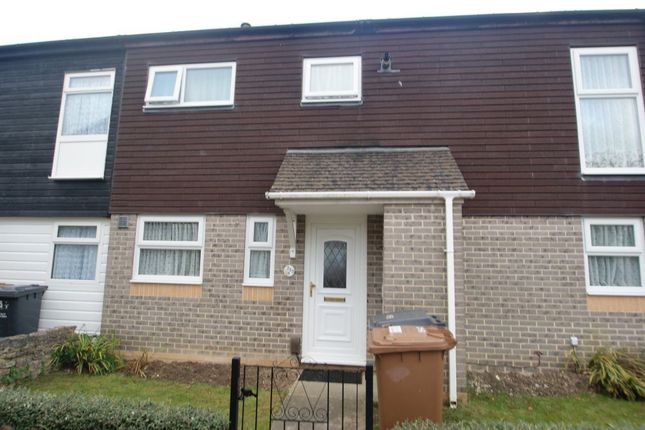 Thumbnail Terraced house to rent in Pilgrims Way, Andover, Hampshire