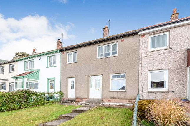 Thumbnail Terraced house for sale in Johnston Crescent, Tillicoultry, Clackmannanshire