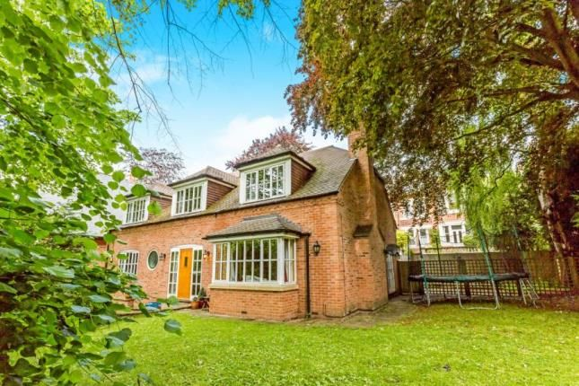 Thumbnail Detached house for sale in Redcliffe Road, Nottingham, Nottinghamshire