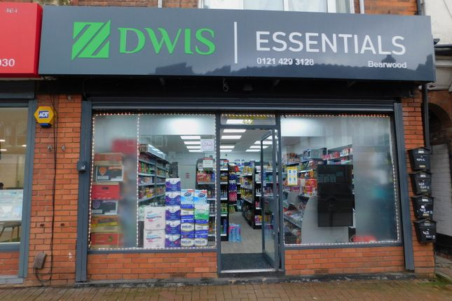 Thumbnail Retail premises for sale in 462 Bearwood Road, Smethwick