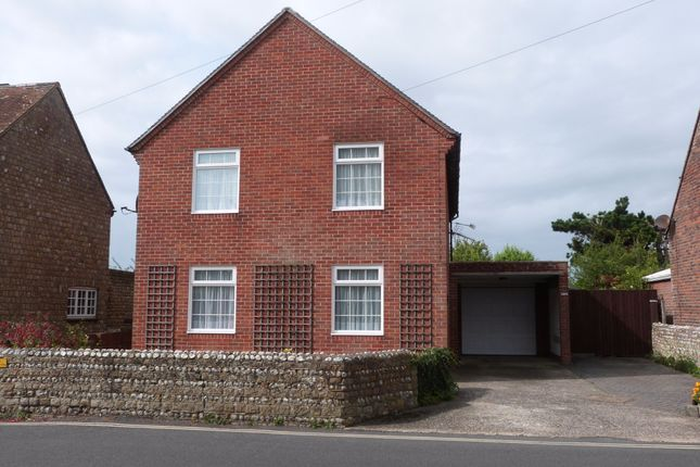 Thumbnail Detached house for sale in Albion Road, Selsey, Chichester