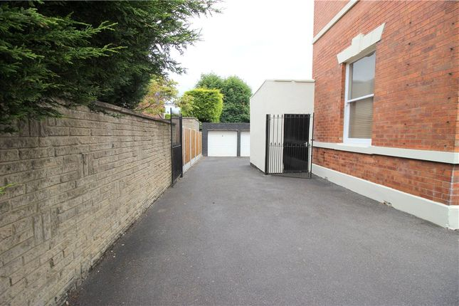 Driveway of Parkfields, Duffield Road, Derby DE22