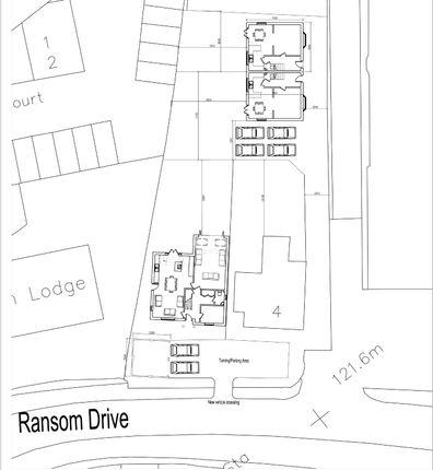 Thumbnail Land for sale in Ransom Drive, Mapperley, Nottingham