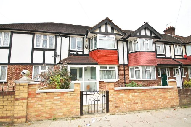 Thumbnail Terraced house for sale in Wide Way, Mitcham, Surrey