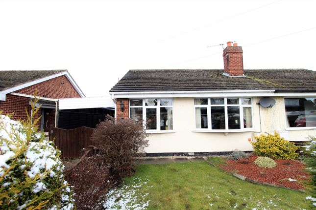 Thumbnail Semi-detached bungalow for sale in Baileywood Lane, Holme On Spalding Moor