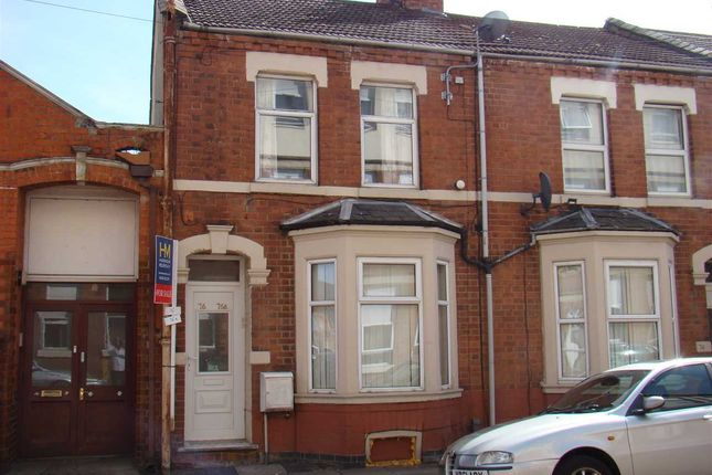 Thumbnail Flat for sale in Clarke Road, Abington, Northampton