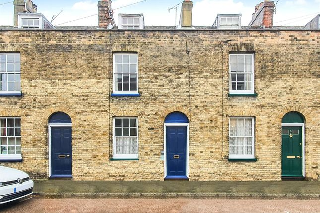Thumbnail Terraced house for sale in Worthgate Place, Canterbury