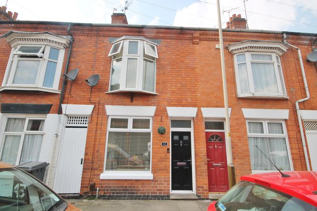2 bed terraced house for sale in Minehead Street, Leicester LE3