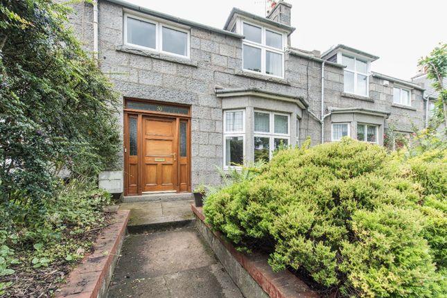 Thumbnail Terraced house to rent in Ferryhill Road, Ferryhill, Aberdeen