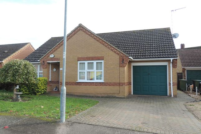 Thumbnail Detached bungalow to rent in Border Road, Stoke Ferry