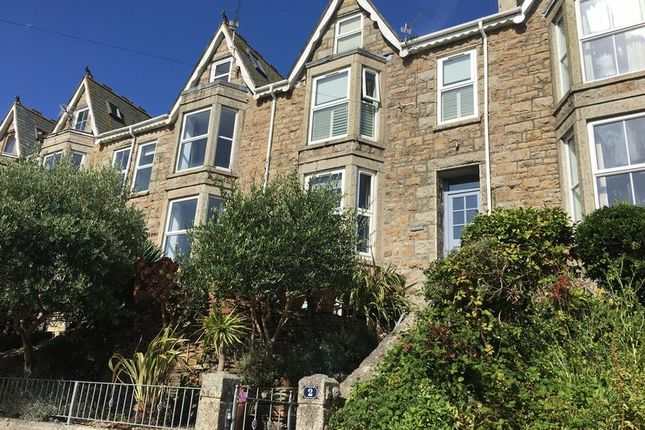 Thumbnail Terraced house for sale in Windsor Terrace, St. Ives