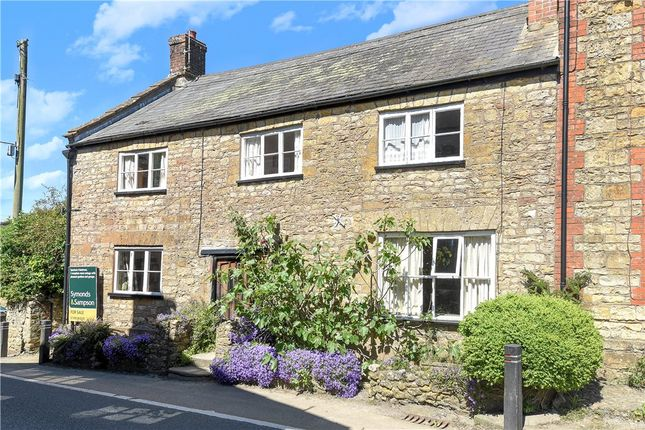Thumbnail Semi-detached house for sale in The Square, Broadwindsor, Beaminster, Dorset